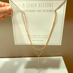 8 Other Reasons Necklace